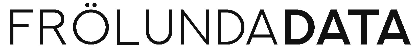 Frölunda Data utveckling Logotyp