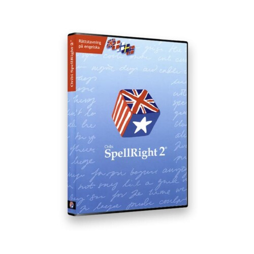 SpellRight 2 PC rättstavningsprogram