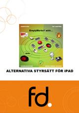 Alternativa styrsätt för iPad